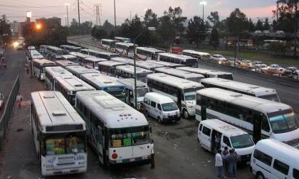 Transporte público en México opera sin costo tras el sismo