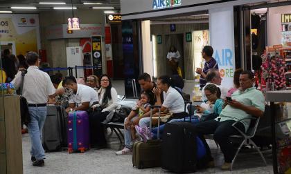 Estos son los 14 vuelos de Avianca cancelados este viernes desde Barranquilla