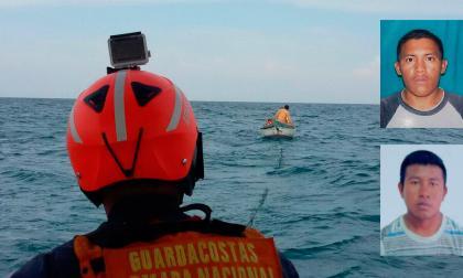 Armada Nacional busca a tres pescadores wayuu perdidos