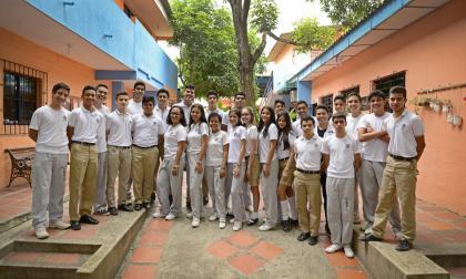 Estudiantes de la Humboldt que buscan ser grandes de la ciencia