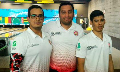 Atlántico gana bronce en bolos en Medellín