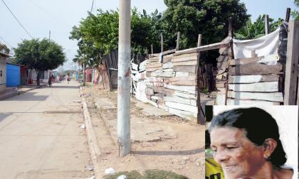 Mujer asesinada en Rebolo había sido amenazada por banda delincuencial 'Los Panela'