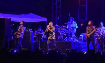 Colectro, nominados al Grammy Latino pusieron a bailar a los presentes.