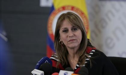 Griselda Yaneth Restrepo, ministra del Trabajo.