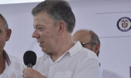Dentro de poco se sabrá el futuro de Electricaribe: Juan Manuel Santos