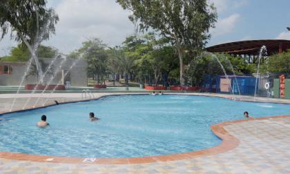 El Parque Muvdi estrena salón, sala  de juegos y piscina