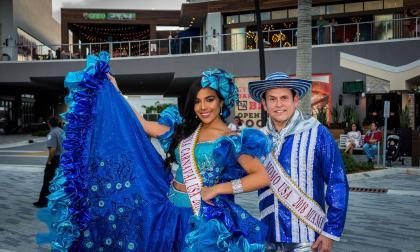 La comunidad del Sur de Florida conoció a sus reyes del Carnaval 2018