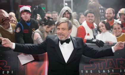 'Star Wars: Los Últimos Jedi' conquista desde este jueves las salas de cine del país