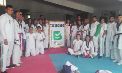 Open Nacional de Taekwondo: Atlántico logró 14 medallas de oro