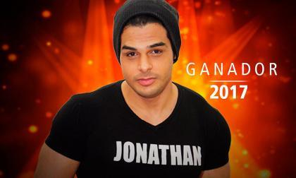 Barranquillero Jonathan Fierro, ganador de Protagonistas 2017