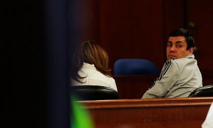 'Churo' Díaz se declara inocente durante audiencia por presunta estafa