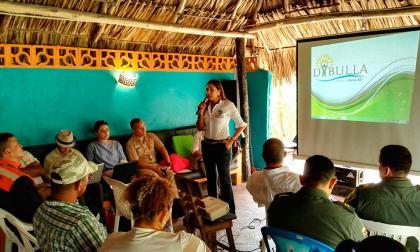 Presentan estudio para ordenamiento de playas en Palomino