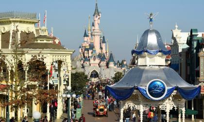 Disney anuncia ampliación de su parque en París