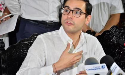Ordenan cinco días de arresto contra Sergio Londoño, alcalde (e) de Cartagena