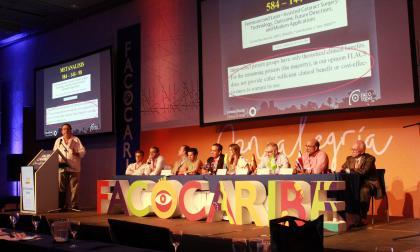 Estos son algunos de los conferencistas de Facocaribe 2018
