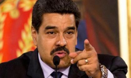 """""""Fraudulento, medieval y sin garantías"""": Maduro sobre elecciones en Colombia"""