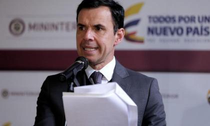 """""""Minhacienda no hizo reparos al presupuesto de Registraduría para tarjetones"""": Mininterior"""