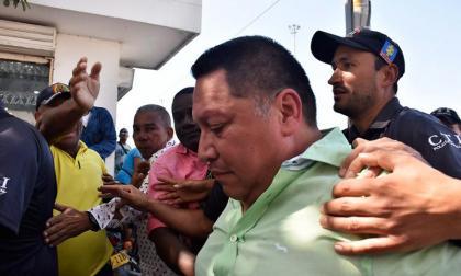 Ratifican detención al exalcalde Manuel Duque