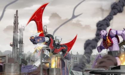 El legendario robot Mazinger Z regresa a las pantallas de cine