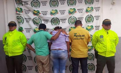 Policía de Bolívar realiza 14 capturas por venta de chance ilegal