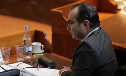El exmagistrado de la Corte Constitucional, Mauricio González declaró en el juicio que se adelanta contra Jorge Pretelt.