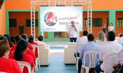 Gobernador Verano rinde cuentas este miércoles