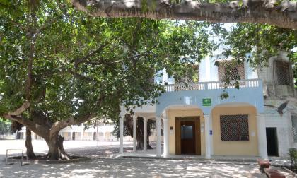En peligro 748 estudiantes en colegio de Cartagena
