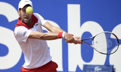 Djokovic cae en su debut en el Torneo de Barcelona