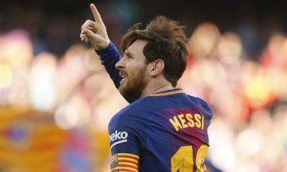Messi gana derecho a registrar marca deportiva con su apellido en la UE