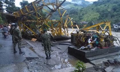 Emergencia en Valdivia por Río Cauca.