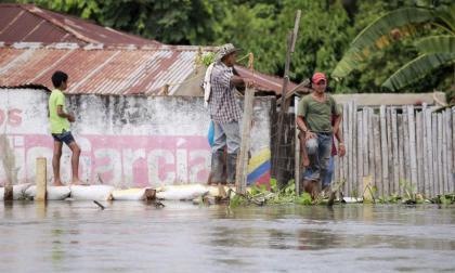 Alerta por aumento del caudal del río Cauca en Bolívar