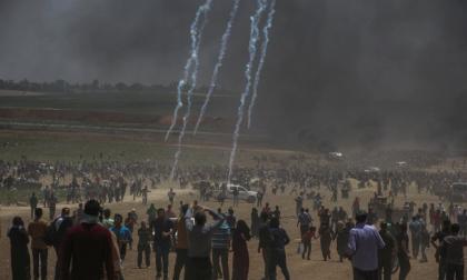 Bombardeos de Israel en Gaza tras apertura de embajada de EEUU en Jerusalén: 52 muertos