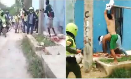"""""""Ni a un animal se le hace lo que a él le hicieron"""": hermano de hombre linchado en Los Almendros"""