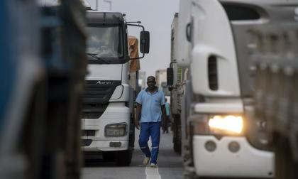 La huelga de camioneros que amenaza la economía de Brasil