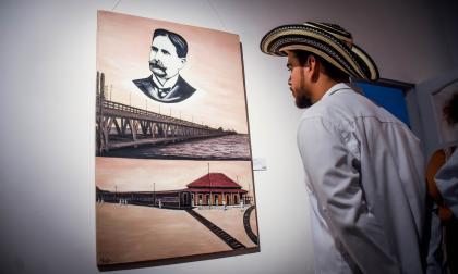 Galería del Mar, en Puerto Colombia, abrió sus puertas