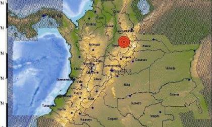 Sismo de 5,5 sacude a Santander en la noche de este miércoles