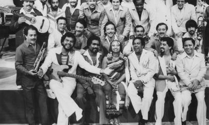 Fania All Stars, 50 años de una constelación