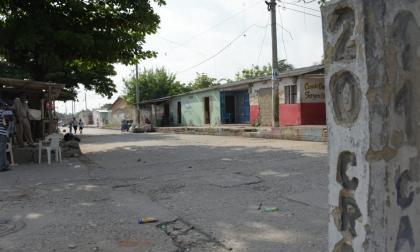 Calle 11 con carrera 20 del barrio La Luz.