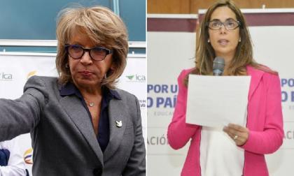Archivan investigación contra exministras Gina Parody y Cecilia Álvarez