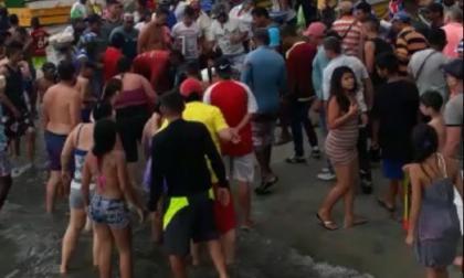 Se ahogó joven venezolano en El Rodadero