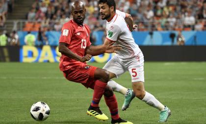 Panamá pierde 2-1 ante Túnez y se despide del Mundial