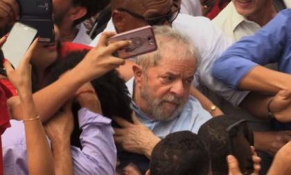 Luz Inacio Lula da Silva.