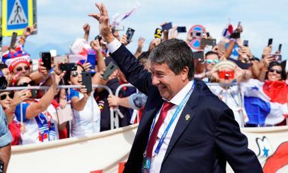 La emotiva carta de 'Bolillo' Gómez tras su renuncia como DT de Panamá