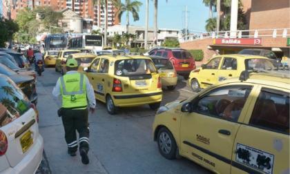 Pico y Placa de taxis no regirá durante los Centroamericanos