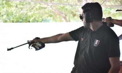 México no falló en la primera jornada de tiro