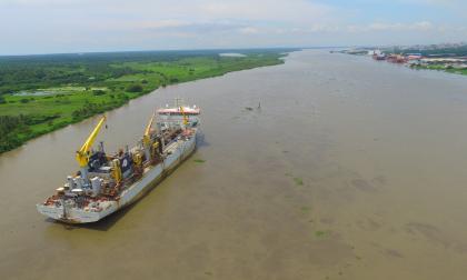 APP del Río está a solo una firma del Presidente: Cormagdalena