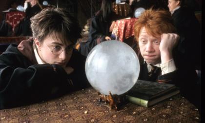 Harry Potter, el mago más famoso de la literatura infantil.