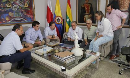 Comienza construcción de siderúrgica en Palmar de Varela