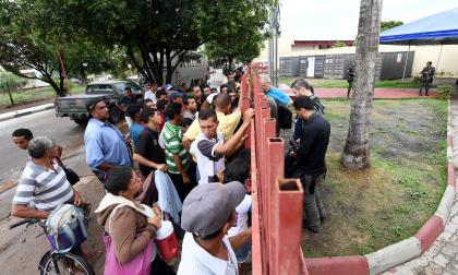 Brasil suspende entrada por tierra a venezolanos en frontera norte
