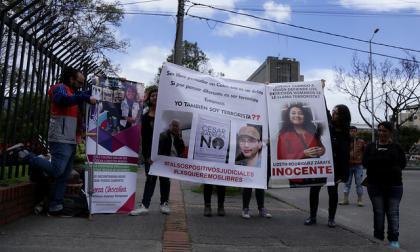 Niegan libertad a tres procesadas por atentado en el Centro Comercial Andino